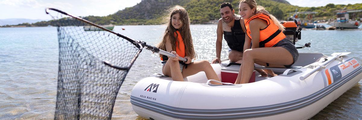 アクアマリーナ ゴムボート