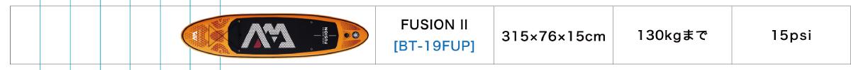 FUSION II(フュージョン 2)